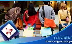 Converting Window Shoppers into Buyers
